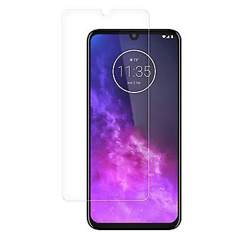 Motorola One Zoom gehärtetem Glas BildschirmSchutz Einzelhandel
