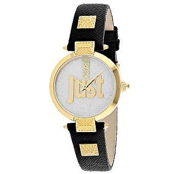Just Cavalli Women's Just Mio Silver Dial Watch - JC1L076L0055