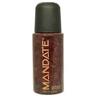 Eden Classic Mandate Deodorant Spray 150ml