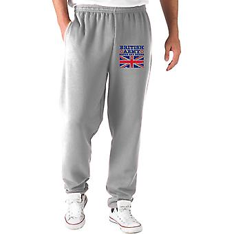 Pantaloni tuta grigio wtc0467 british army design