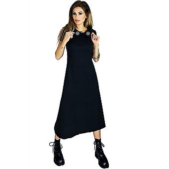 Doctor Faust Giuliana Pentagram Maxi Dress