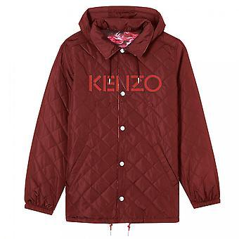 Kenzo Reversible Parka Jacket