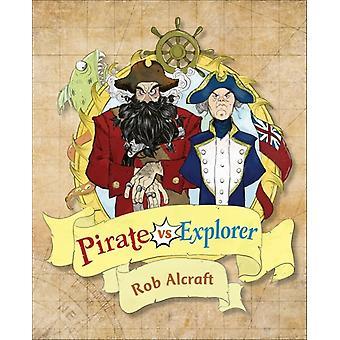 Reading Planet KS2  Pirate vs Explorer  Level 1 StarsLim by Rob Alcraft