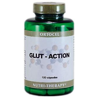 Ortocel Nutri Therapy Glut-Action 120 Capsules