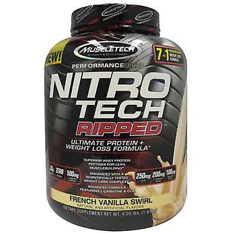 MuscleTech Performance NitroTech Ripped 1810 gr