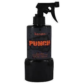 Kanon punch body spray by kanon 541325 300 ml