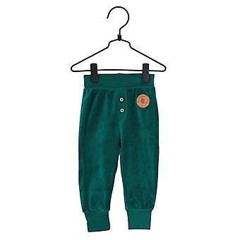 Moomin Moomin Club broek, jade green, Martinex