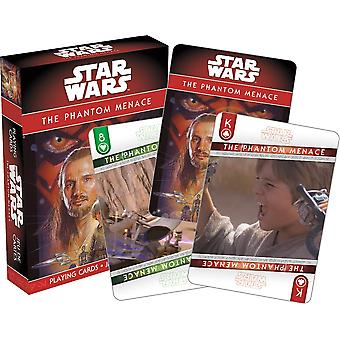 Playing Cards - Star Wars Ep.1 - Poker Games New 52629