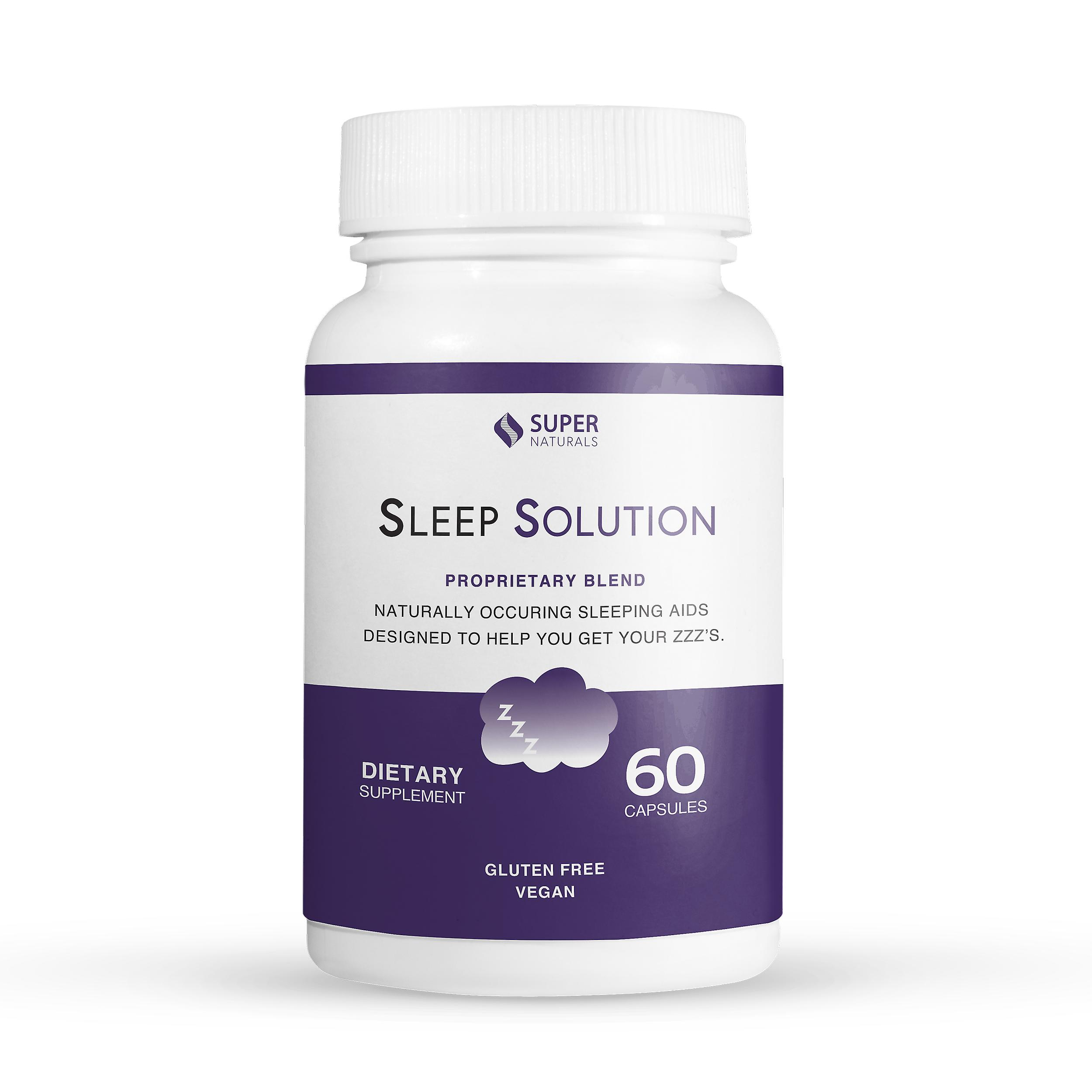 Sleep solution - premium sleep aid