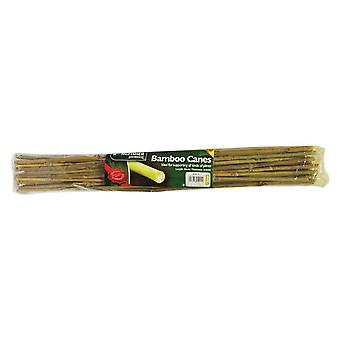 Kingfisher 60cm Bamboo Canes 20 pack