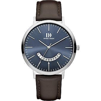 Tanskan design miesten watch TIDLØS kokoelma IQ22Q1239