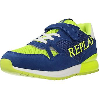 Chaussures Replay Cardiff Couleur 2652roy
