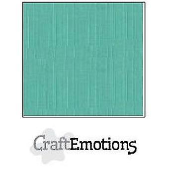 CraftEmotions lin papp 100 Sh salvie pastell Bulk LC-29 30,5x30,5cm 250gr