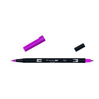 Tombow ABT Dual Brush Pen rubine rode ABT-755