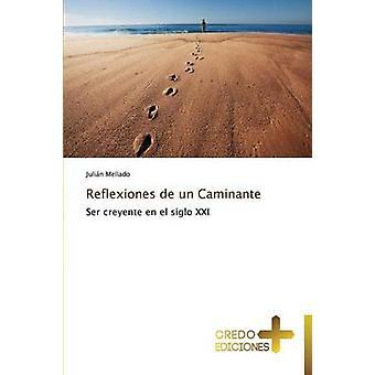 Reflexiones de Un Caminante by Mellado Julian