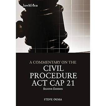 Ein Kommentar zum Civil Procedure Act von Ouma & Steve