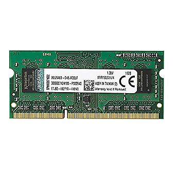Kingston KVR16LS11/4 RAM memory of 4 GB, 1600 MHz, DDR3L, Non-ECC CL11 SODIMM, 1.35 V, 204-pin