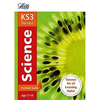 KS3 Science: Revision Guide (Letts KS3 Revision Success - New 2014 Curriculum)