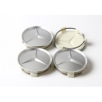 MB05-75MM 4-Pack Center Cowles Mercedes Benz