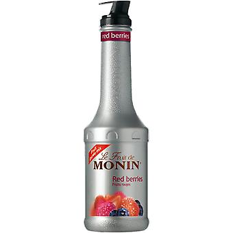 Le Fruit de Monin Red Berries Puree