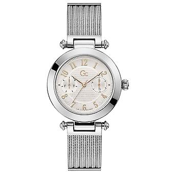 Gc Guess Collection Y48001l1mf Prime Chic Ladies Watch 36 Mm
