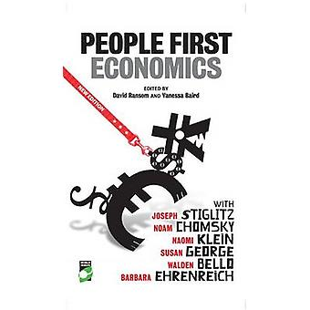 People First Economics (2nd Revised edition) by David Ransom - Vaness