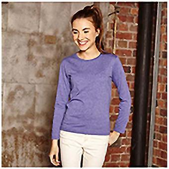 Russell Childrens/Girls Long Sleeve HD T-Shirt