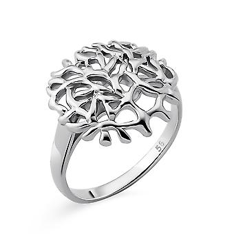 Orphelia Silver 925 Ring with  rhodium  plated
