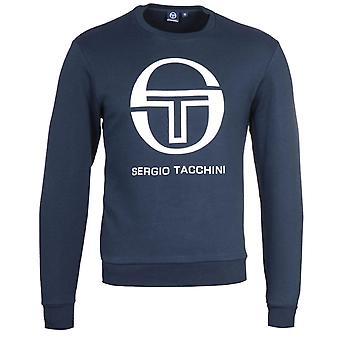 Sergio Tacchini Navy Zelda Sweatshirt