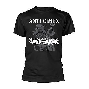 Anti Cimex Skandynawski Jawbreaker Oficjalna koszulka Unisex