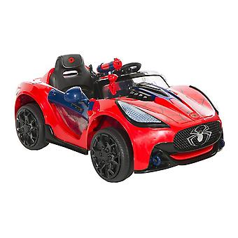 Spider-Man Super Car 6-Volt Battery-Powered Ride-On