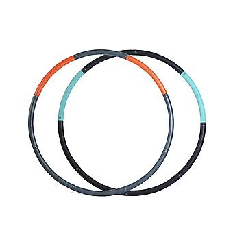 Rubber exercise hoop 98cm/86cm