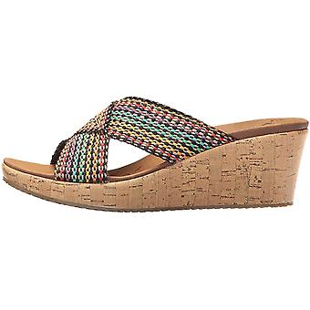 Skechers Cali Women's Beverlee Glad Wedge Sandal