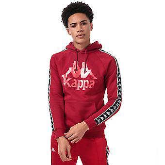 Men's Kappa Hurtado Banda Sweatshirt in Red