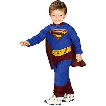 Человек стали Супермена Детский костюм