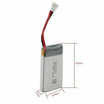 1 Pc 3.7V 500mAh 25C Lipo Battery X5 X5C X5C-1 X5SW X5SC X5SC-1 X5A Cheerson CW-