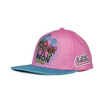 LOL Surprise Neon Vibes Girls Baseball Cap | Official Merchandise