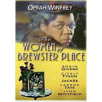 Women of Brewster Place [DVD] USA import