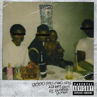 Kendrick Lamar - Good Kid M.a.a.D City [CD] USA import