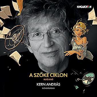 Rejto, Jeno / Kern, Andras - Szoke Ciklon [CD] USA import