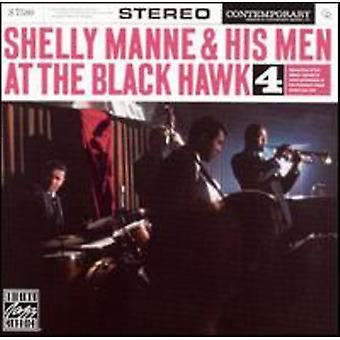 Shelly Manne - Shelly Manne: Vol. 4-at the Black Hawk [CD] USA import