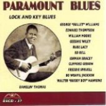 Paramount Blues: Lock & Key Blues - Paramount Blues: Lock & Key Blues [CD] USA import