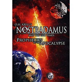 Nostradamus & the End Times: Prophecie of the Apoc [DVD] USA import