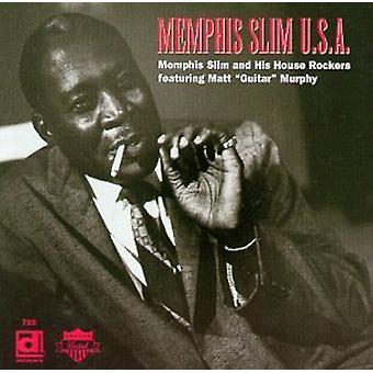 Memphis Slim & His Houserockers - Memphis Slim U.S.a. [CD] IMPORTAción de EE.UU.