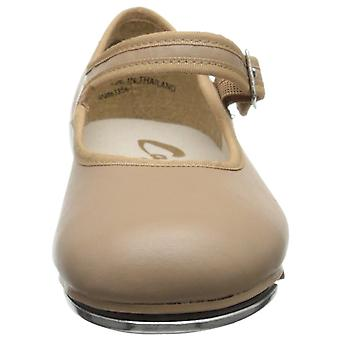 Capezio Mary Jane Leather Low Top Buckle Ballet et Chaussures de danse