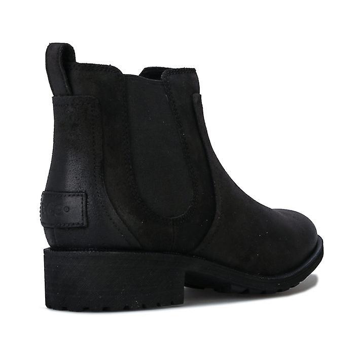 Kvinner&s Ugg Australia Bonham Skinn Chelsea Støvler I Svart