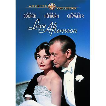 Elsker i eftermiddag [DVD] USA importen