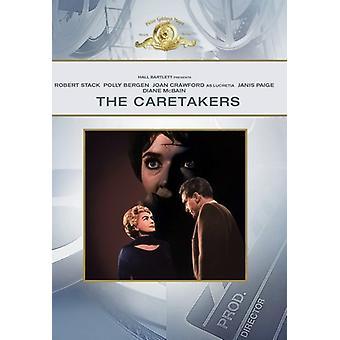 Caretakers [DVD] USA import