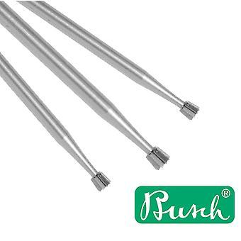Busch Inversod Jeweller's Burr No 2 - Escolha de 0,6 a 2.3mm