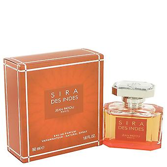 Sira Des Indes Eau De Parfum Spray By Jean Patou 1.6 oz Eau De Parfum Spray